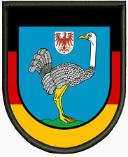 Wappen von Strausberg Aufnäher, Pin, Aufbügler