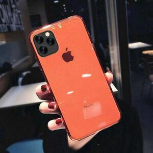 Vitre Verre Trempé + Coque Etui iPhone 12 Mini 12 Pro Max 6/Plus/7/8/X/XS/XR/11