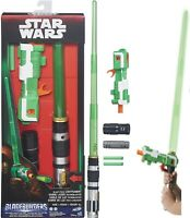 Star Wars BladeBuilders Blast-Tech Lightsaber Ages 4+ Toy Bladebuilder Play Gift