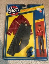 NEW KEN FASHION CLASSICS Date With Barbie Doll! OUTFIT SET Mattel 5824