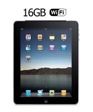 Apple iPad 1st Gen 16GB, Wi-Fi, 9.7in Black / Silver, A1337, MC349, 3G Cellular