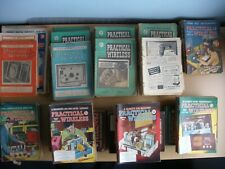 More details for joblot of 152 x practical wireless magazines (1930s, 1940s and 1950s)