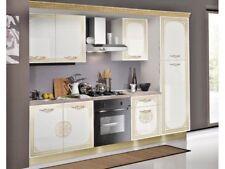 Cucina componibile senza elettrodomestici modello Donatella design