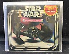 1983 Kenner Star Wars Collectors Series Darth Vader's Tie Fighter AFA Q-80