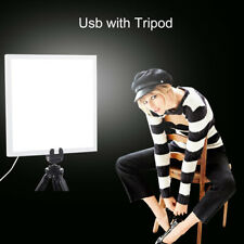 22.5cm LED Photography Shadowless Panel Pad 20cm Studio Softbox Bottom Light