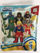 Imaginext blind bag - Get the one you want - DC Super Friends - Series 5 NIP