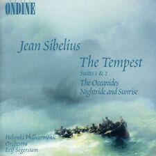 Leif Segerstam, J. Sibelius - Tempest Suites 1 & 2 [New CD]