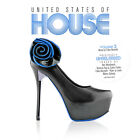 CD États-Unis Of House Volume 3 de Various Artists 2CDs