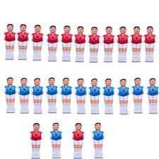 26 PCS Red & Blue Foosball Men Man Table Soccer player  USA Seller