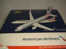 """Gemini Jets 400 American Airlines AA B737-800WL """"2010s New color"""" 1:400"""