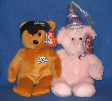 TY ROGER and MARY BEANIE BABY SET - MINT with MINT TAGS -  GERMAN EXCLUSIVE