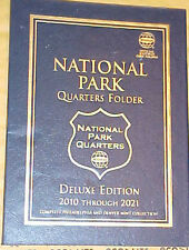 "National Park Quarters 2010-2021 P & D mints <Slight Damage> ""Deluxe Edition"""