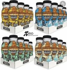 Grenade Carb Killa Shake Protein Low Carb Drink 8 x 330ml Or Mix Pack 4 Each