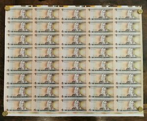 Planches Billets Banque Lituanie 1 vienas litas. AD3905