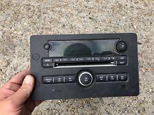 Saab 9-5 1.9 Tdi Saloon/Estate 2001-09 CD Player Radio Head Unit AUX 12778047