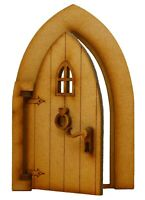 Opening Fairy Door Wooden Fairy Garden Door Fairy Window Fairy Door Accessories