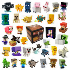 Original (Opened) Plastic Mini Figure TV, Movie & Video Game Action Figures
