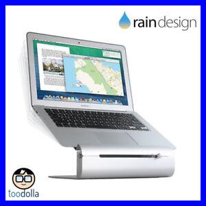 RAIN DESIGN iLevel - height adjustable aluminium desktop stand, Apple MacBook