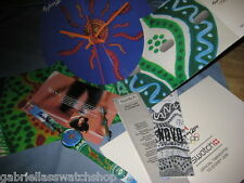 NOVA! Swatch OLYMPIC PIN Pack ART SIGNED By Nova Peris-Kneebone/LTD 1000 Pcs!