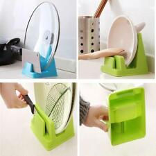 Spoon Pot Lid Shelf Cooking Storage Kitchen Decor Tool Stand Holder Hot Selling