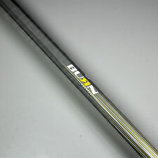 """NEW Warrior Burn Tactical 30"""" Attack Lacrosse Shaft Slv/Ylw/Wht Lists @ $99"""