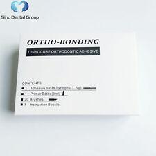 1 X Dental Orthodontic Brackets Brace Glue Bonding Light Cure Adhesive Mini Pack