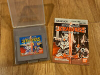 SD Gundam Gaiden: Lacroan Heroes+Manual JAPAN Ver Nintendo GameBoy