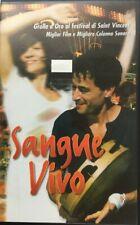 SANGUE VIVO VIDEOCASSETTA (VHS)