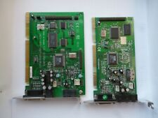 2 x ESS Sound Card with General Midi Module ISA