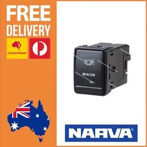 Nissan Navara, Pathfinder & X Trail Beacon Light Switch OEM Fit Narva 63394BL