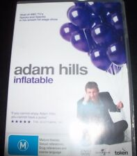 Adam Hills Inflatable (Australia Region 4) DVD – Like New