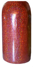 Copper Red Holographic .004 True Ultra Fine Nail Glitter Art Powder DIY Polish!