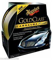 Meguiars Gold Class Carnauba Paste Wax 311g [G7014] Car Plus Premium New Formula