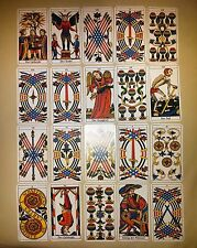 Tarot de Marseille Die Papstin (AGM AGMüller 1990) Rare German Edition Cards