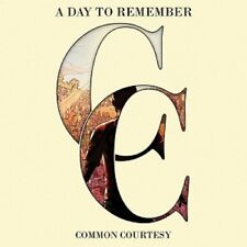 A Day to Remember-Common courtesy CD 16 tracks Hard & Heavy & Metal Nuovo