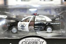 Gearbox 1:43 Scale 1999 FORD CROWN VICTORIA CALIFORNIA HIGHWAY PATROL #27109