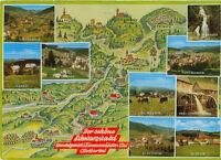 Alte Ansichtskarte Postkarte Der schöne Schwarzwald Mehrbild 1978 farbig