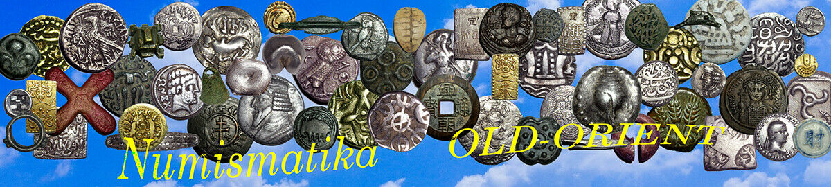 Numismatika OLD-ORIENT
