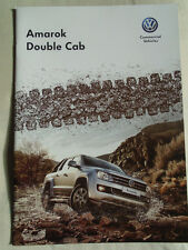 VW Amorak Double Cab range brochure Oct 2013 South African market