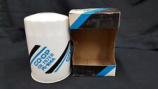 NOS Co-Op Custom Clean Oil Filter PL-104A Buick Cad Jeep Olds Pontiac 1959-1974
