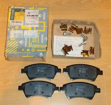 Genuine Renault 7701208122 brake pads