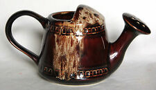 Vintage Ornamental Ceramic Watering Can - Fosters Pottery