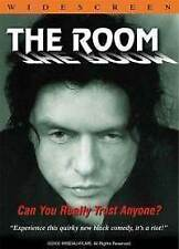 The Room (2003) DVD Tommy Wiseau Movie Black Cult Comedy Region 4