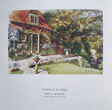 PERCY V. BRADSHAW ARTIST PAINTER PAINTING 12pp ARTICLE 1955
