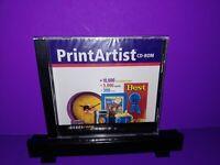 PrintArtist PC CD ROM Brand New B455