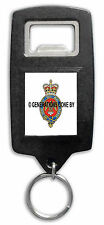 THE BLUES & ROYALS (CYPHER) BOTTLE OPENER KEY RING