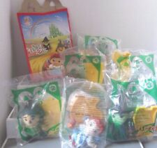 2013 Wizard of Oz McDonalds 75th Anniversary 6 Toys Complete Set With BOX.New