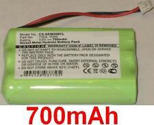 Batterie 700mAh type T050 T353 Pour SAGEM Mistral 10-200