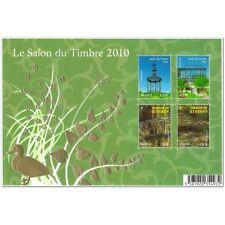 BLOC N°__130 SALON DU TIMBRE 2010