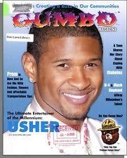 Gumbo Magazine - 2005, April - Usher: The Ultimate Entertainer of the Millennium